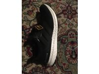Black Ladies Adidas Ultra boost trainers (like new)