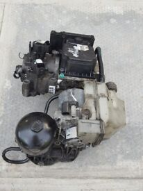 Citreon C4 Picasso 1.6 HDi automatic gearbox actuator