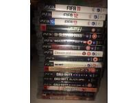 PS3 + Kit + Games + 2 Controllers