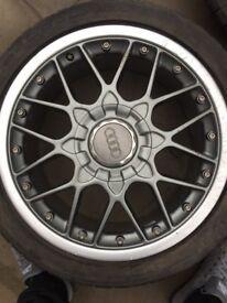 Audi Rs2 bbs alloys