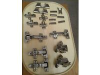 Assorted Cabinet Hinges