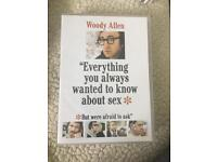 Woody Allen movie Collection