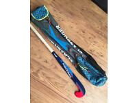 Slazenger prodigy 3 hockey stick and bag