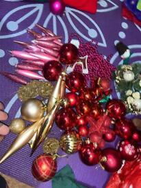 Bundle Xmas decorations