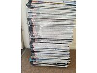 Empire Film Magazine Job Lot, 72 issues 2008 - 2015, generally NEW condition