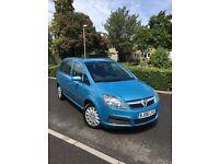 +++ cheap 7 seater Vauxhall zafira new shape +++