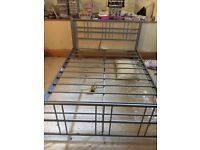 Double Bed Frame Nearly New