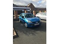 Renault Clio 1.4 2003 1 Owner From New