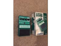 DigiTech Bass Synth Wah (Effects Pedal).