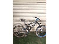 Carrera mountain bike for sale £350 ono