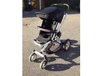 Quinny Buzz buggy with lots of extras
