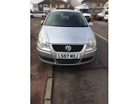 Volkswagen polo 1.4, petrol, aromatic, 5 door. Low mileage 19000. Lady driver. Full service history.