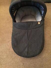 Carrycot for sola/sola 2 / urbo/urbo2