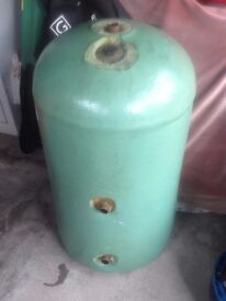 standard indirect copper hot water cylinder (900mm x 450mm)