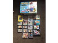 Large bundle mario stuff n64 Snes Nintendo GameCube nes OFFERS PLEASE