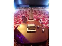 Yamaha Pacifica 611HFM Translucent Purple Electric Guitar