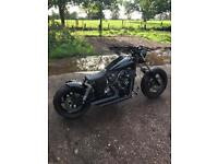 Harley Davidson dyna 1450