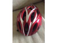 Trespass bike safety helmet ( small )