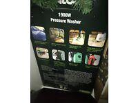 Pressure washer 1900w