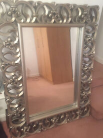 Ornate mirror for sale