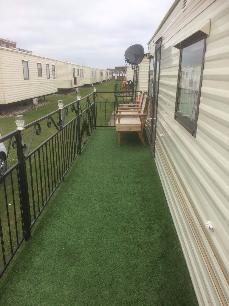 Beautiful Bed Dog Friendly Caravan For Hire In Ingoldmells