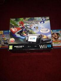 Wii U (in perfect condition)