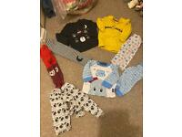 Large bag of baby girl 9-12 & 12-18 month clothes!