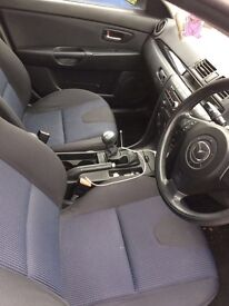 Mazda3 hatchback 2005, 4 owners, really good price