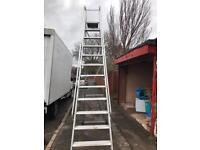 Ramsay Aluminium Mobile Ladders 3.17 Meters