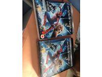 Amazing Spider Man 2 Blu Ray 3-D