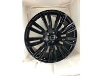 "Brand new set of 22"" alloy wheels Range Rover"