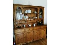 Ducal Welsh pine dresser
