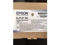 EPSON ELPLP 58 BULB