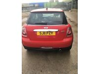 Mini 1, excellent condition, 1 years mot, for more information call Alistair on 07555694760