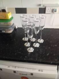 Champagne flute (avon)