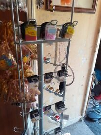 Joblot embelishments with stand