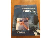 Nursing book with Cd