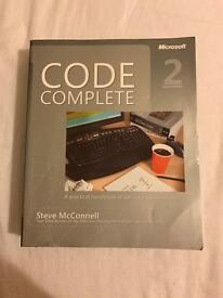 Microsoft code complete