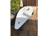 Laser 1 sailing boat dingy