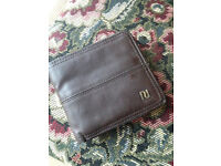 River Island Brown Leather Wallet