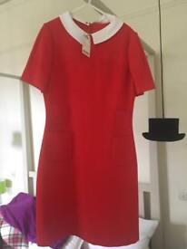 Hobbs Brand New Red Dress