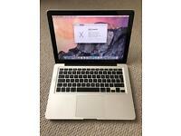 MacBook Pro 2010 2.4ghz 4gb 250gb in good condition