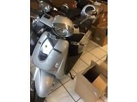 Lambretta Pato Motorcycle/Scooter - Brand New 0 miles / Unregistered