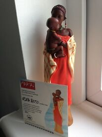 "Soul Journeys Maasai "" Nina busu a mother's kiss"" Limited Edition"