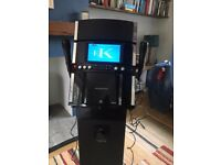 Easy Karaoke Machine Pedestal Bluetooth Barely Used - EKS808-BT