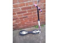 3 KIDS SCOOTERS £7 EACH