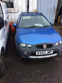 Rover 25 streetwise for sale. 61000 miles