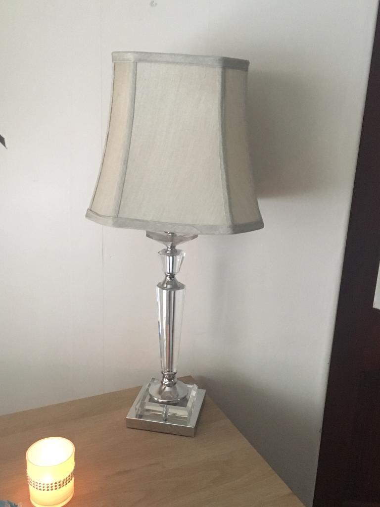 Lamps pair of