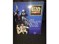 Star Wars Luke Skywalker in Bacta Tank