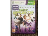 Xbox360 Kinect sports game, never opened.
